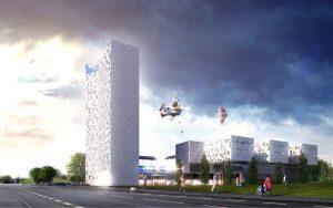Scandic Hotell Lerkendal ©Voll Arkitekter/Vizwork