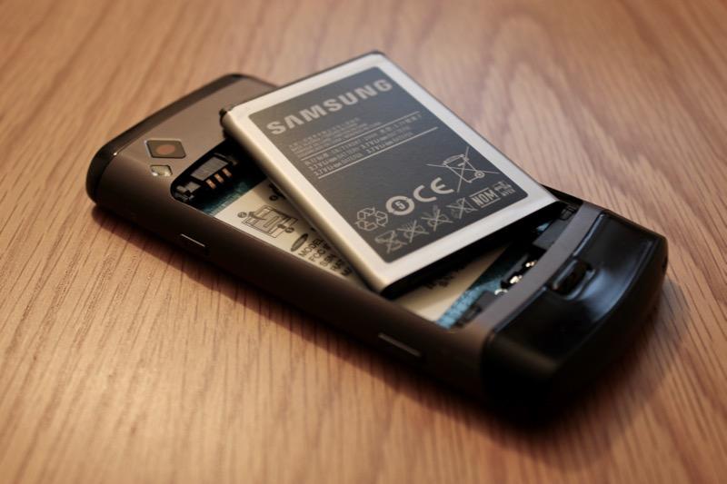 Det er vanlig å finne litium-ionbatterier i mobiler. Foto: UngEnergi