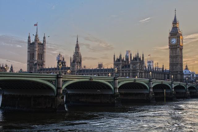 London satser stort for å være på fronten i kampen mot global oppvarming. Bilde: Pixabay.com