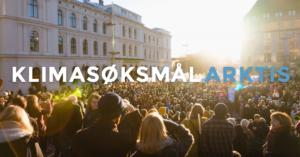 Tirsdag 14. november 2017 starter Norges første klimarettssak. © Klimasøksmål Arktis