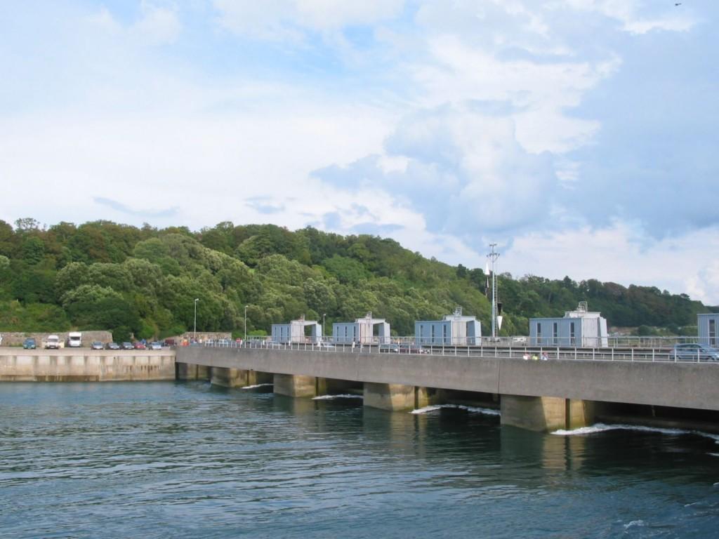 La Rance tidevannskraftverk