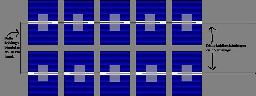 Solcellelader figur