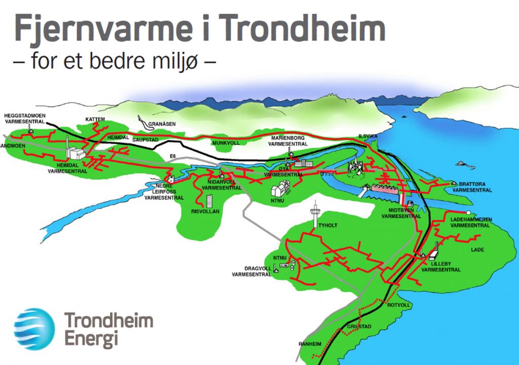 Her ser vi et forenklet bild av suksesjons området i Trondheim fra 2012
